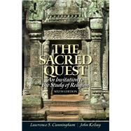 The Sacred Quest An...,Cunningham, Lawrence; Kelsay,...,9780205191314