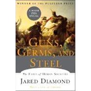 Guns Germs & Steel Cl (Tv...,Diamond,Jared,9780393061314