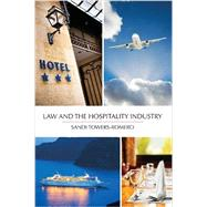 Law and the Hospitality...,Towers-Romero, Sandi,9781611631326