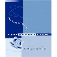 The Essentials of Linear...,Aplevich, J. Dwight,9780471241331