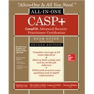 CASP+ CompTIA Advanced Security Practitioner Certification All-in-One Exam Guide, Second Edition (Exam CAS-003) by Unknown, 9781260441338