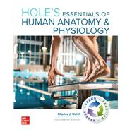 Hole's Essentials of Human...,Welsh, Charles,9781260251340