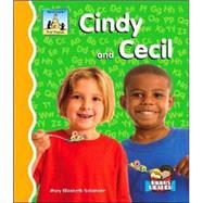 Cindy And Cecil by Salzmann, Mary Elizabeth, 9781596791367