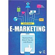 E-marketing by Strauss; Judy, 9781138731370