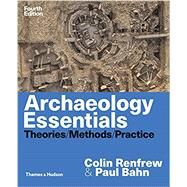 Archaeology Essentials,Renfrew, Colin; Bahn, Paul,9780500841389