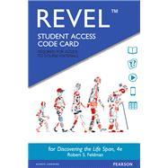 REVEL for Discovering the...,Feldman, Robert S., Ph.D.,9780134641393