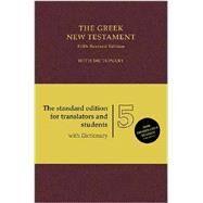 The Greek New Testament,Aland, Barbara; Aland, Kurt;...,9781619701397