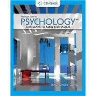 Introduction to Psychology...,Coon, Dennis; Mitterer, John...,9780357371398