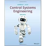 Control Systems Engineering,Nise,9781119721406