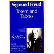 Totem and Taboo,Freud, Sigmund; Strachey,...,9780393001433