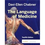 The Language of Medicine,Chabner, Davi-Ellen,9780323551472