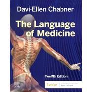 The Language of Medicine,Chabner, Davi-Ellen,9780323551472