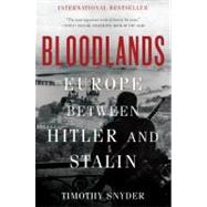 Bloodlands,Snyder, Timothy,9780465031474