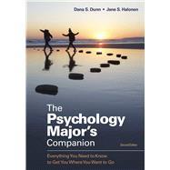 The Psychology Major's...,Dunn, Dana S.; Halonen, Jane...,9781319191474