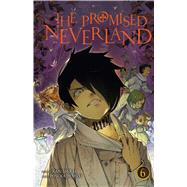 The Promised Neverland 6,Shirai, Kaiu; Demizu, Posuka,9781974701476