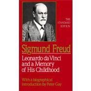 Leonardo da Vinci and a...,Freud, Sigmund; Strachey,...,9780393001495