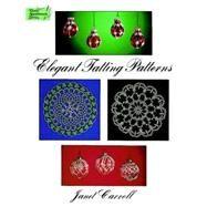 Elegant Tatting Patterns,Carroll, Janet,9780486291499