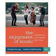 Enjoyment of Music: Essential...,Forney, Kristine;...,9780393421507