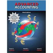 Advanced Accounting by Susan S. Hamlen, 9781618531513