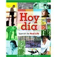 Hoy día Spanish for Real...,McMinn, John T.; Alonso...,9780205761524