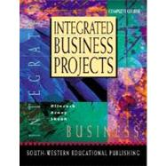 Integrated Business Projects...,Olinzock, Anthony A.; Arney,...,9780538721530