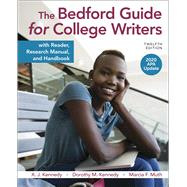 The Bedford Guide for College...,Kennedy, X. J.; Kennedy,...,9781319361532