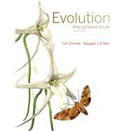 Evolution: Making Sense of...,Zimmer, Carl; Emlen, Douglas...,9781936221554
