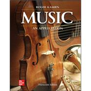 Music: An Appreciation by Kamien, Roger, 9781265131579