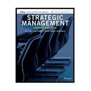 Strategic Management Concepts and Cases by Dyer, Jeffrey H.; Godfrey, Paul; Jensen, Robert; Bryce, David, 9781119411604