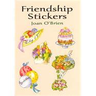 Friendship Stickers,O'Brien, Joan,9780486421605