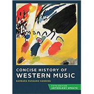 Concise History of Western...,Hanning, Barbara Russano,9780393421613