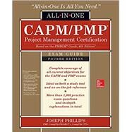 CAPM/PMP Project Management...,Phillips, Joseph,9781259861628