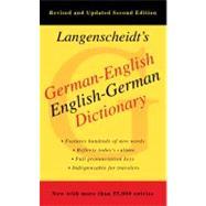 German-English Dictionary,...,Langenscheidt,9781439141663
