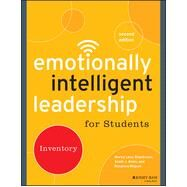 Emotionally Intelligent Leadership for Students Inventory by Levy Shankman, Marcy; Allen, Scott J.; Miguel, Rosanna, 9781118821664