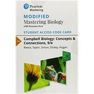 Modified Mastering Biology...,Taylor, Martha R.; Simon,...,9780134641683