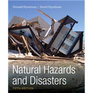 Natural Hazards and Disasters,Hyndman, Donald; Hyndman,...,9781305581692
