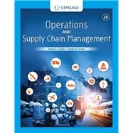 Operations and Supply Chain...,Collier, David A.; Evans,...,9780357131695