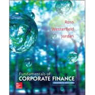 Fundamentals of Corporate...,Ross, Stephen; Westerfield,...,9780077861704