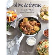 Olive & Thyme by Davies, Melina; Cutting, Ann Elliott; Barrett, Ashley, 9781945551710
