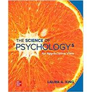 Loose Leaf for The Science of...,King, Laura,9781260041712