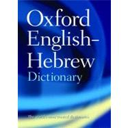 The Oxford English-Hebrew...,The Oxford Centre for Hebrew...,9780198601722