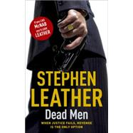 Dead Men by Leather, Stephen, 9780340921722