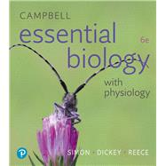 Campbell Essential Biology...,Simon, Eric J.; Dickey, Jean...,9780134711751