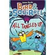 Bird & Squirrel All Tangled Up (Bird & Squirrel #5) by Burks, James, 9781338251753
