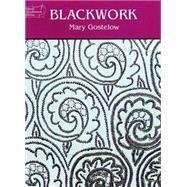 Blackwork,Gostelow, Mary,9780486401782