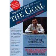 Goal : A Process of Ongoing Improvement by Goldratt, Eliyahu M., 9780884271789