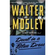 Devil in a Blue Dress...,Mosley, Walter,9780743451796