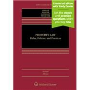 Property Law Rules, Policies,...,Singer, Joseph William;...,9781454881797