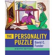 The Personality Puzzle,Funder, David C.,9780393421804