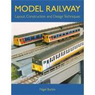 Model Railway Layout,...,Burkin, Nigel,9781847971814